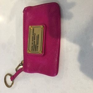 Marc by Marc Jacobs key/card pouch